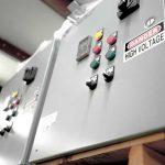 Bisel Manufacturing High Voltage panel exterior
